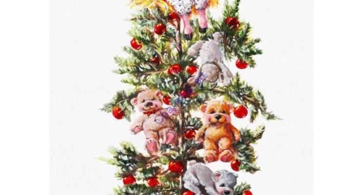 A Baaahrtridge In A Bear Tree